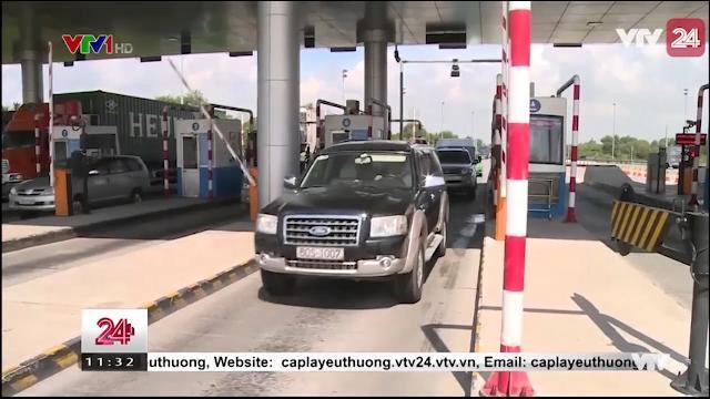 Bắt đầu Thu Phí Kín Trên Cao Tốc Long Thành - Dầu Giây - Tin Tức VTV24