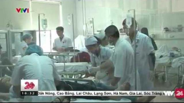 Ngộ Độc Tập Thể Tại Nghệ An - Tin Tức VTV24