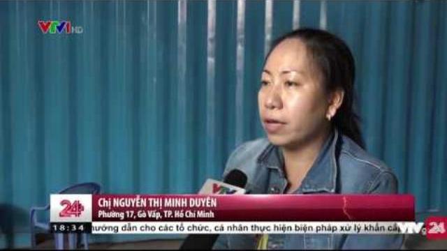 Tấn công nhà dân bằng cách đặt container trước cửa tại TP. Hồ Chí Minh | VTV24