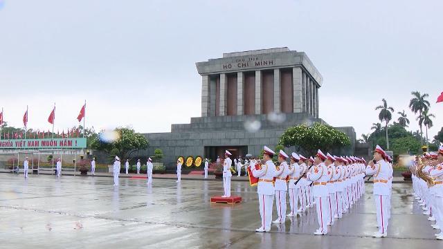 Tin Thời Sự Hôm Nay (18h30 - 18/5/2017): Lãnh Đạo Đảng, Nhà Nước Tưởng Nhớ Chủ Tịch Hồ Chí Minh
