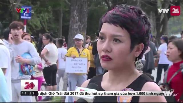 ÂM NHẠC ĐƯỜNG PHỐ NÂNG CAO NHẬN THỨC TRẺ TỰ KỶ | VTV24
