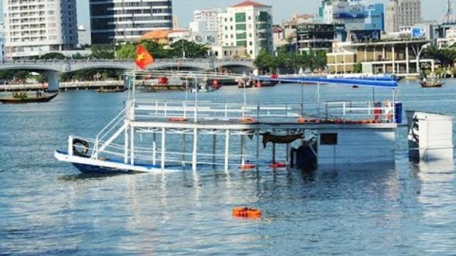 Xử vụ chìm tàu du lịch chở 56 người trên sông Hàn