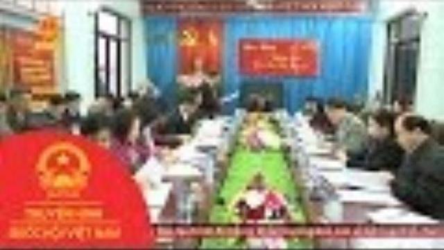Thời sự - Lạng Sơn: Giám sát cải cách tổ chức bộ máy hành chính Nhà nước tại Sở Xây dựng