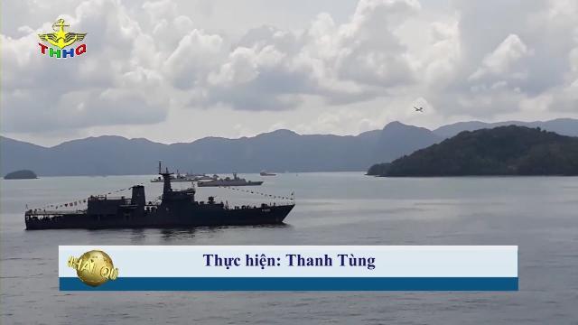 Tin nóng Hải quân Việt Nam   Truyền hình Hải quân tháng 4/2017