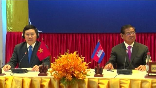 Hội nghị Hợp tác và phát triển các tỉnh biên giới Việt Nam - Campuchia lần thứ 9