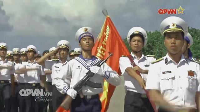 Hải quân Việt Nam ở Trường Sa duy trì nghiêm sẵn sàng chiến đấu