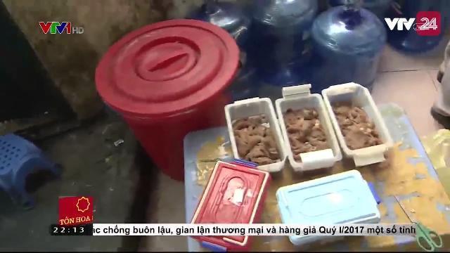 Phát hiện nhiều sai phạm vệ sinh ATTP tại cửa hàng bánh mỳ Bami King | VTV24