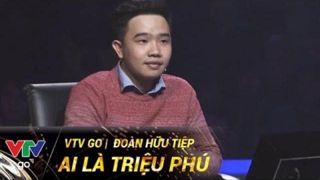 VŨ KIM QUY | AI LÀ TRIỆU PHÚ | 11/04/2017 | VTV GO