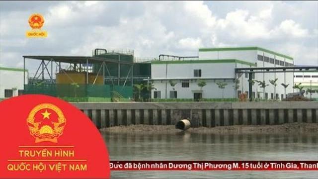 Thời sự - Hậu Giang: Người dân chịu ảnh hưởng ô nhiễm từ Nhà máy giấy Lee & Man