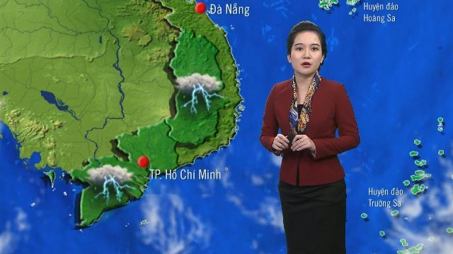 Tin Dự Báo Thời Tiết Hôm Nay (19h55 - 15/3/2017) | Bản Tin Thời Tiết Hôm Nay