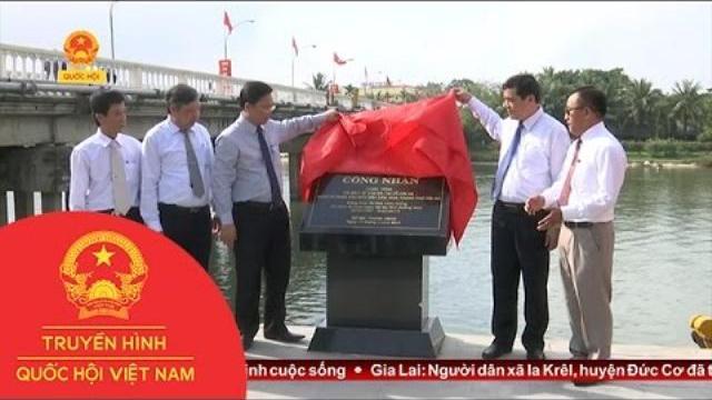 Thời sự - Quảng Nam: Công nhận công trình kè bảo vệ đô thị cổ Hội An
