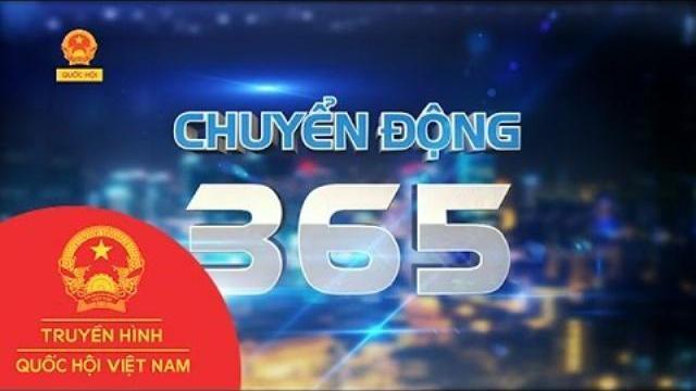 Chuyển Động 365 | THQHVN | Ngày 13/5/2017