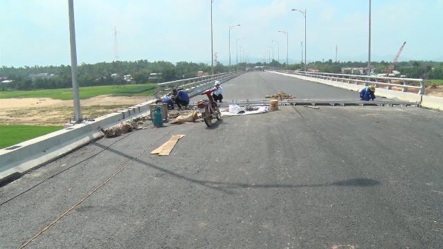 Tin Tức 24h Mới Nhất: Đẩy nhanh tiến độ xây dựng cầu Giao Thủy