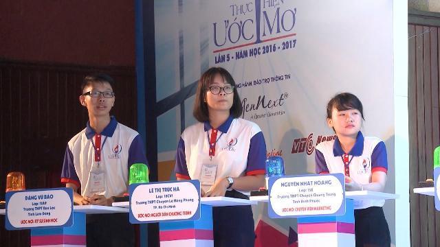 TP. Hồ Chí Minh: Chung kết xếp hạng cuộc thi
