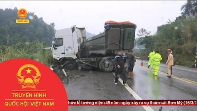 Thời sự - Cần có biện pháp lâu dài kiềm chế tai nạn giao thông