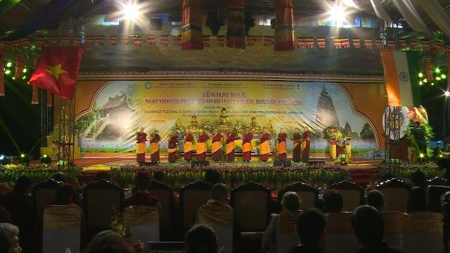 Khai mạc Ngày văn hóa Phật giáo Ấn Độ tại Việt Nam lần thứ 2