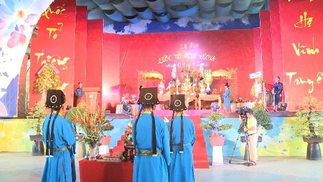 TP. Hồ Chí Minh tưng bừng liên hoan các dòng họ trong ngày Quốc Tổ