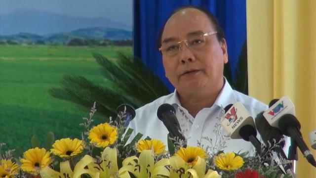Thủ tướng Nguyễn Xuân Phúc: Lúa gạo ĐBSCL có vai trò quan trọng trong nông nghiệp Việt Nam