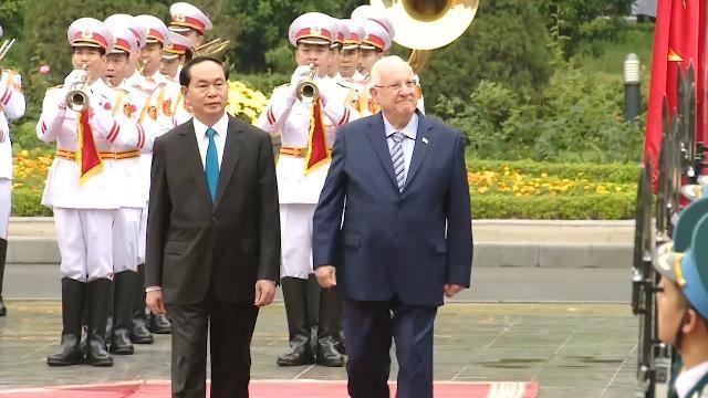 Tin Tức 24h: Thúc đẩy hợp tác Việt Nam - Israel trên nhiều lĩnh vực