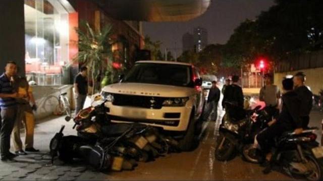 """Vụ cướp Range Rover răn đe thói xấu của chủ """"xế hộp"""""""