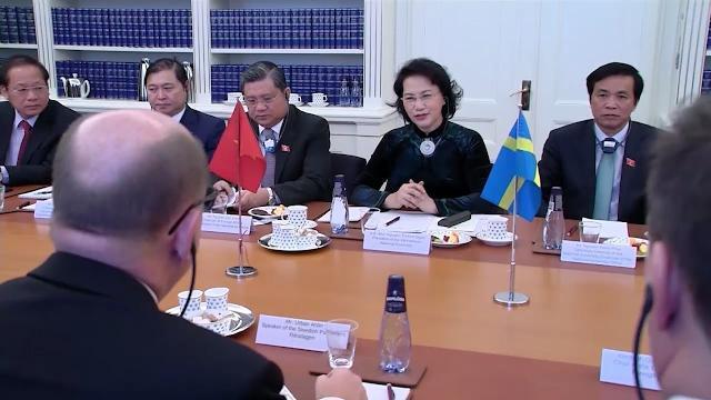 Dấu ấn chuyến thăm châu Âu của Chủ tịch Quốc hội Nguyễn Thị Kim Ngân