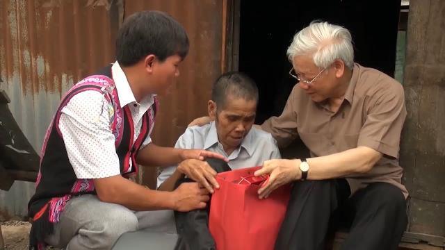 Tổng Bí thư Nguyễn Phú Trọng thăm, làm việc tại Chư Sê, Gia Lai