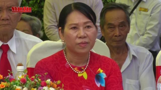 Hậu Giang kỷ niệm 127 năm Ngày sinh Chủ tịch Hồ Chí Minh