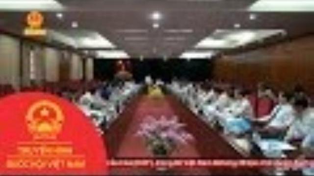 Thời sự - Đoàn công tác Bộ Văn hóa, Thể thao và Du lịch làm việc tại tỉnh Sơn La