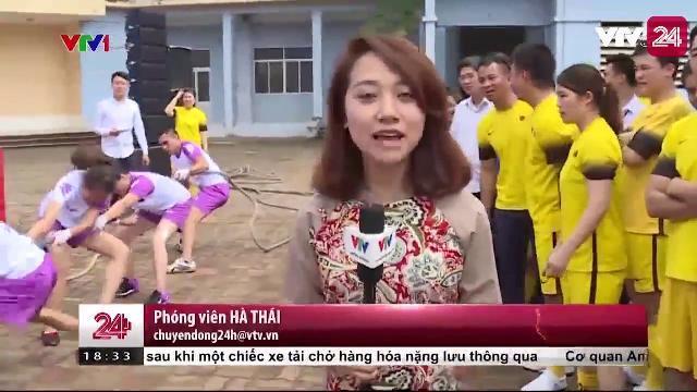Ngày hội của thanh niên công nhân Hà Nội | VTV24