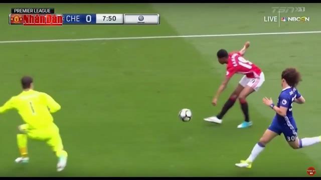 Tin Thể Thao 24h Hôm Nay (7h - 17/4): Dư Âm Trận Man Utd vs Chelsea - Herrera Cân Cả Hazard và Kante