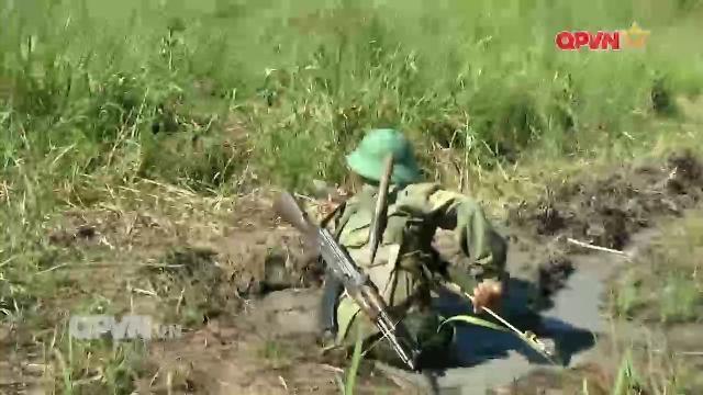 Trung đoàn 66, Sư đoàn 10 huấn luyện thuần thục phương án chiến đấu