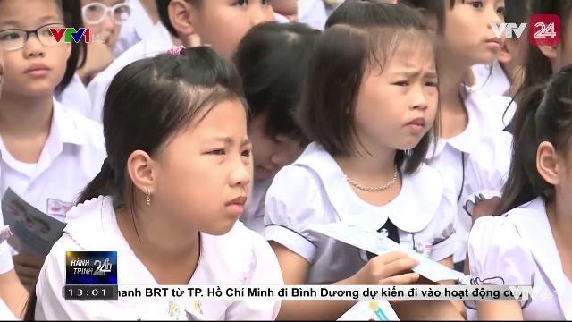 Chương trình giáo dục về ATGT cho trẻ tại Đà Nẵng | VTV24