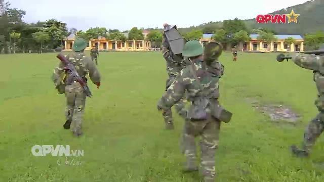 Thời sự Quốc phòng Việt Nam ngày 16/4/2017: Quân khu 3 chống