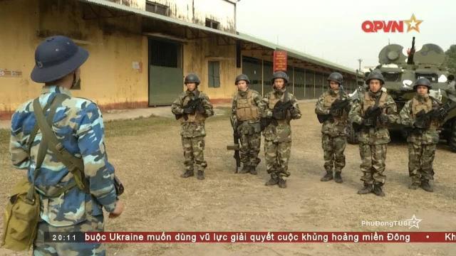 Hải quân Việt Nam sẵn sàng đón tân binh huấn luyện