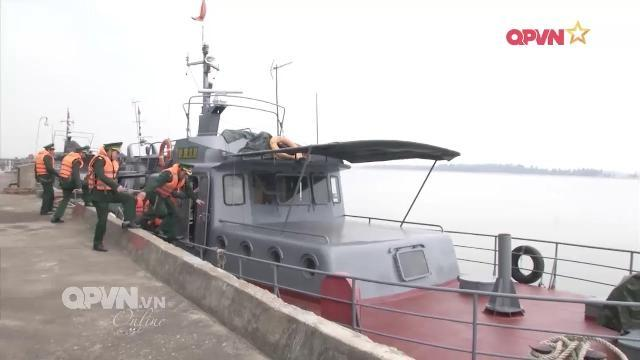 Hải đội 2, Biên phòng Nghệ An: Điểm tựa của ngư dân trên biển