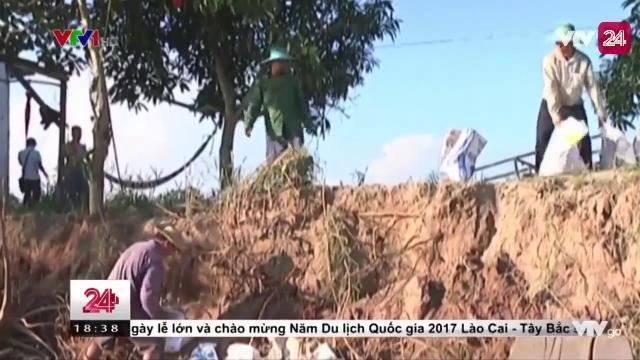 Bến Tre nguy cơ biến mất cồn dân sinh do Cát tặc| VTV24