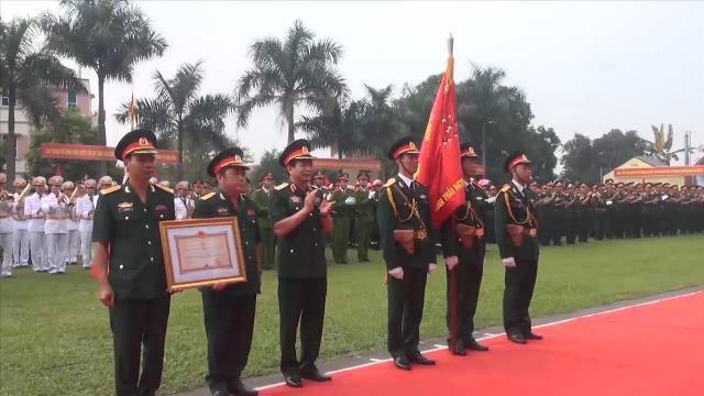 Kỷ niệm 70 năm Ngày truyền thống của lực lượng vũ trang tỉnh Thái Nguyên