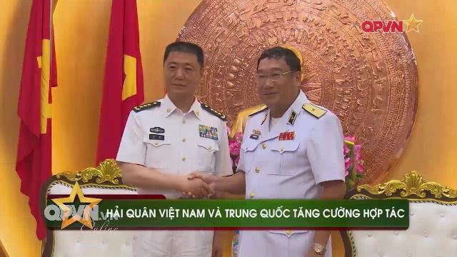 Chính ủy Hải quân Trung quốc thăm Việt Nam