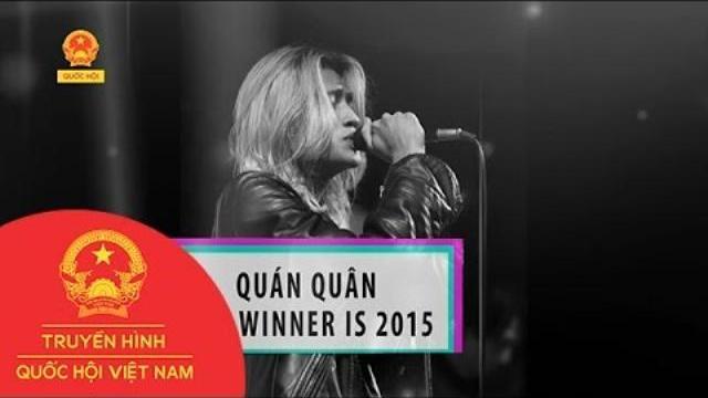 12h Show - Giao lưu Bảo Quân từ The Winner Is 2015