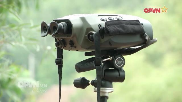 Pháo binh Quân đoàn 2 huấn luyện khí tài hiện đại