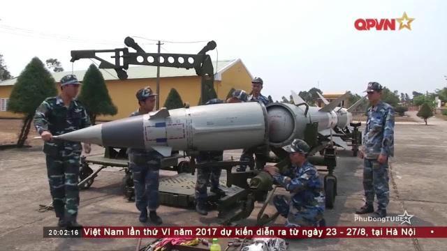 Thời sự Quốc phòng Việt Nam ngày 16/8/2017: Bộ quốc phòng kiểm tra Quân chủng Phòng không Không quân
