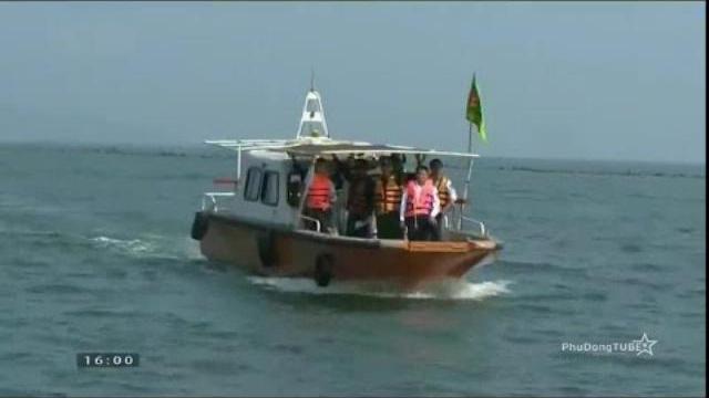 Cảnh sát biển Việt Nam đấu tranh với tội phạm trên biển