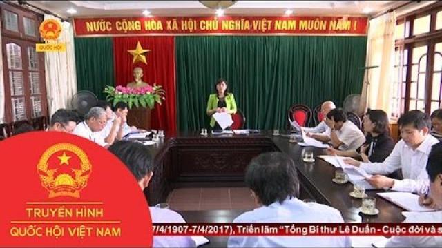Thời sự - Đoàn đại biểu Quốc hội tỉnh Bắc Ninh giám sát cải cách hành chính