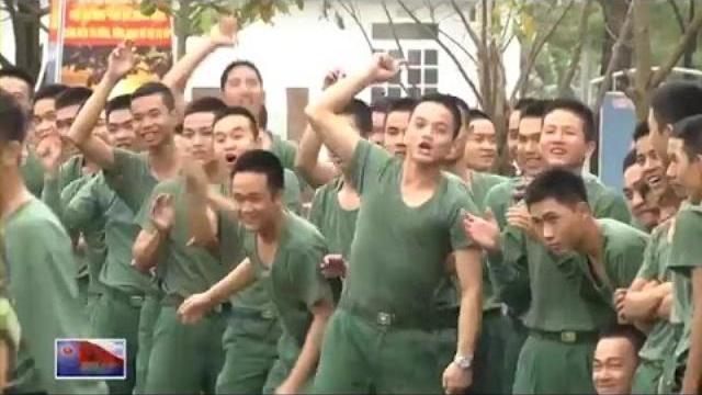 Tân binh Trung đoàn 971: Những ngày đầu trong quân ngũ