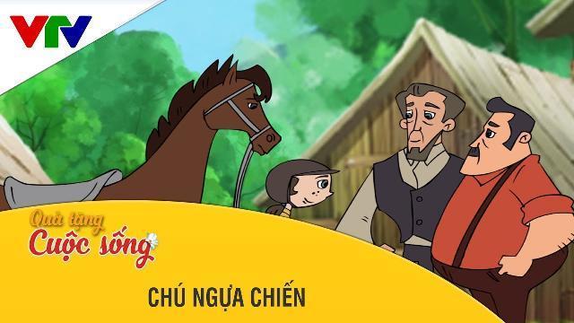 Phim hoạt hình Quà Tặng Cuộc Sống | Chú Ngựa Chiến | Phim hoạt hình hay nhất 2017