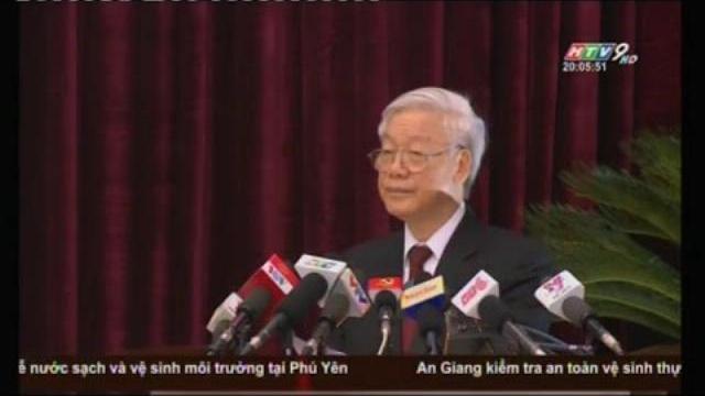 TBT Nguyễn Phú Trọng nói về kỷ luật đ/c Đinh La Thăng | Bế mạc Hội nghị TƯ 5