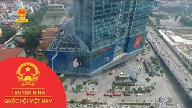 Thời sự - Kết nối tại Trung tâm Lotte Center Hà Nội