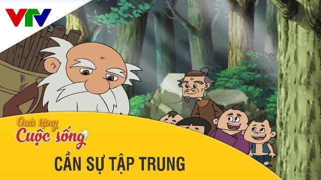 Phim hoạt hình Quà Tặng Cuộc Sống | Cần Sự Tập Trung | Phim hoạt hình hay nhất 2017