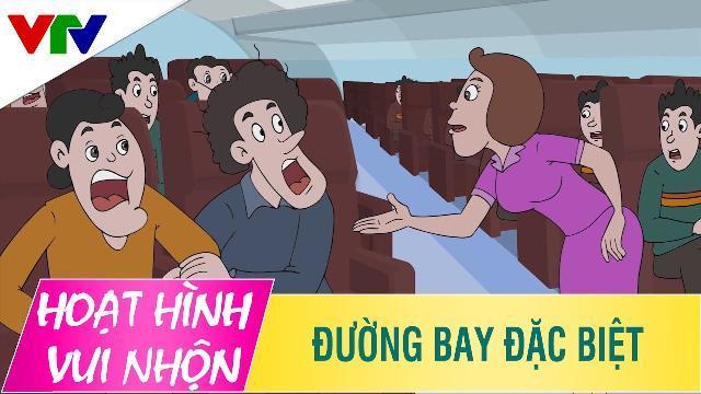 Phim hoạt hình mới | Đường Bay Đặc Biệt | Phim hoạt hình hay 2017