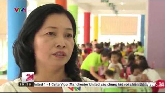 TP. Hồ Chí Minh thu hút giáo viên mầm non | VTV24